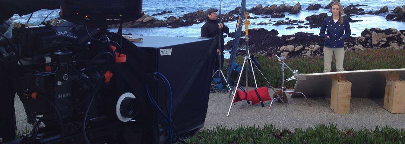 San Francisco Outdoor Teleprompter
