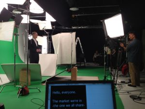 Green Screen Area